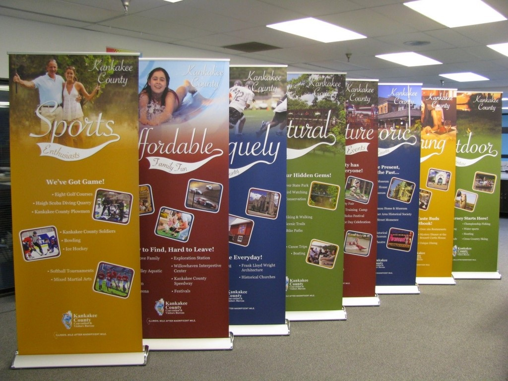 Tradeshow Retractable Banners